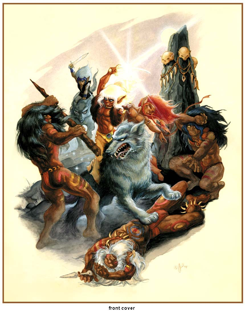Guilty Pleasures: ElfQuest