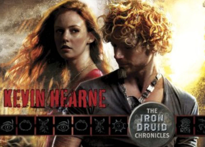 Rec a Series: The Iron DruidChronicles
