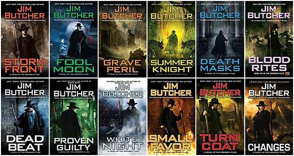 Rec a Series: The Dresden Files