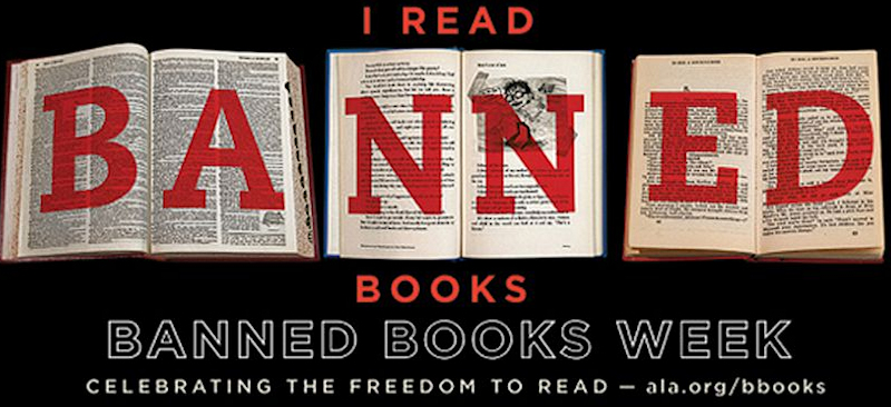 Banned Books Week – #10 & #9